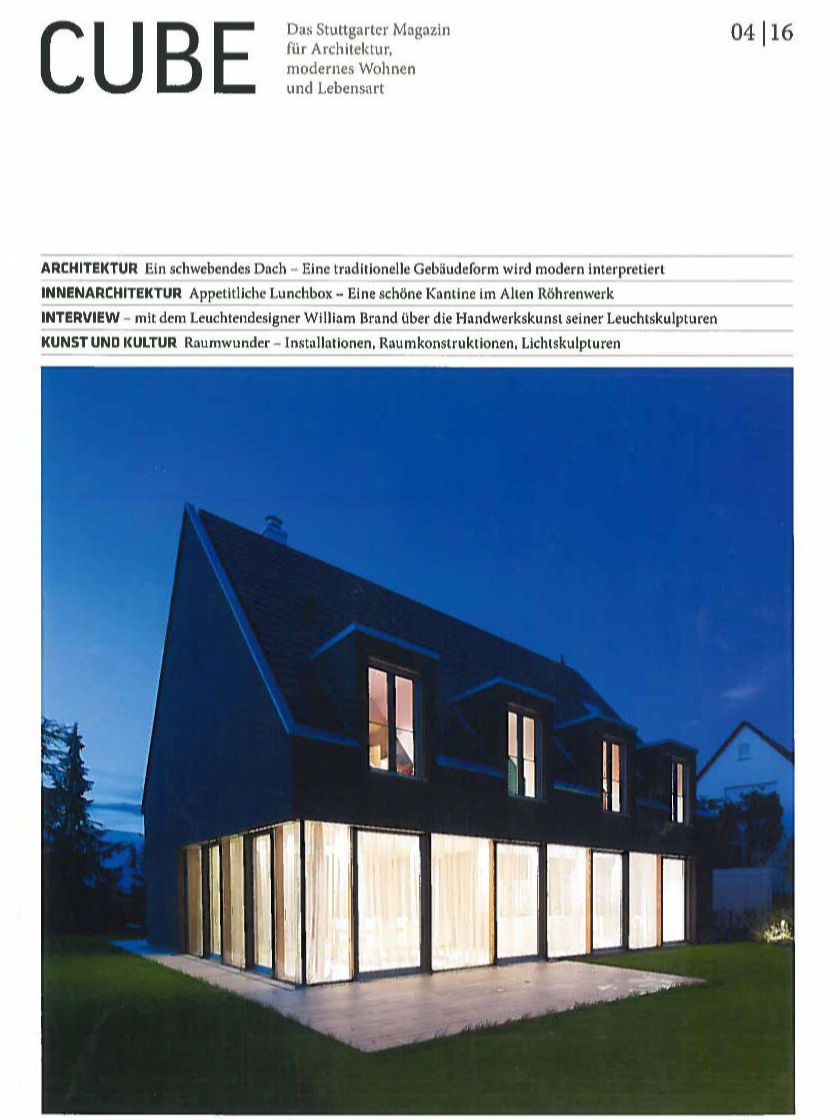 Magazin-Cover: CUBE-04-16